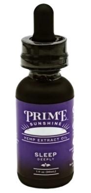 Prime Sunshine CBD Sleep Formula CBD Oil