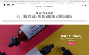 Therapy Pure Essentials CBD Review