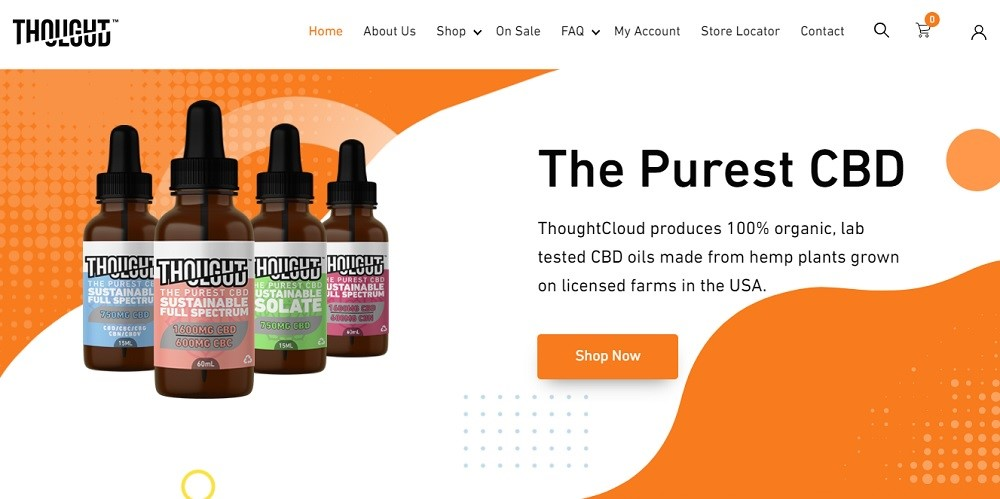 ThoughtCloud CBD Review