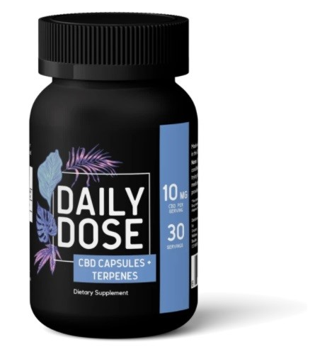 UnCanny Wellness CBD THC Free CBD Oil