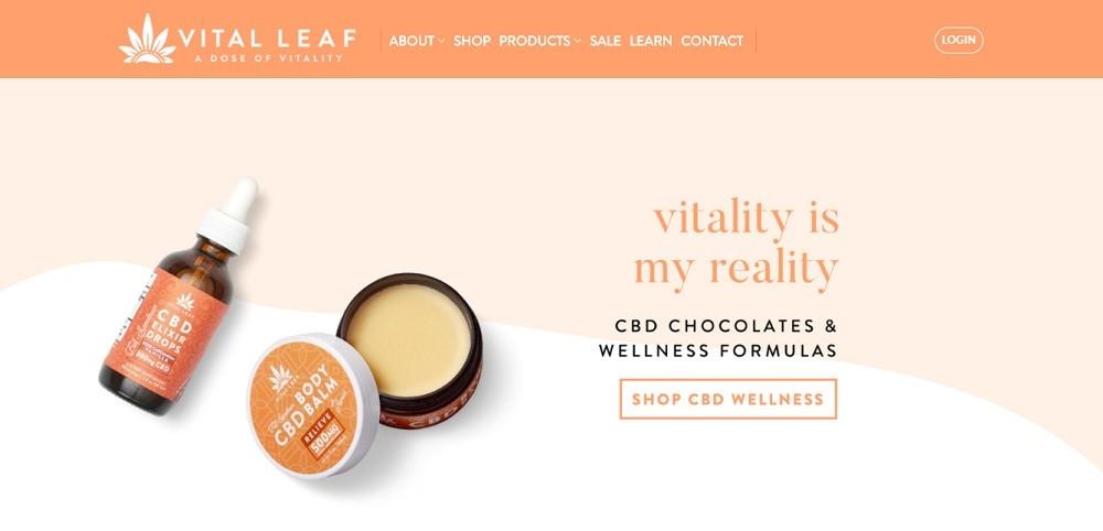 Vital Leaf CBD Review