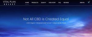 Vital Plan Select CBD Review