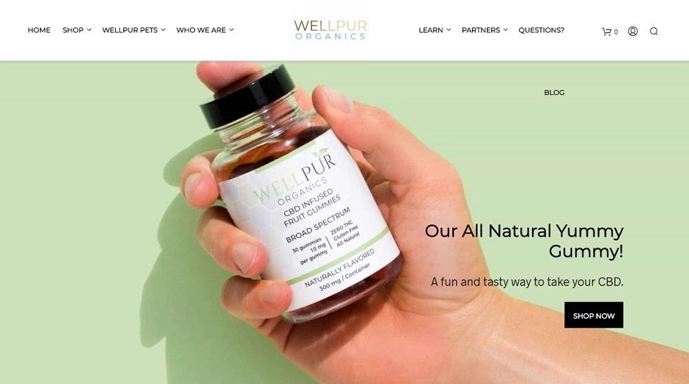 WellPUR Organics CBD Review